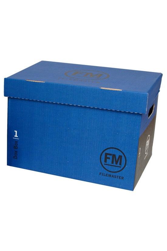 Fm Archive Dox Box Number 1 Bl...