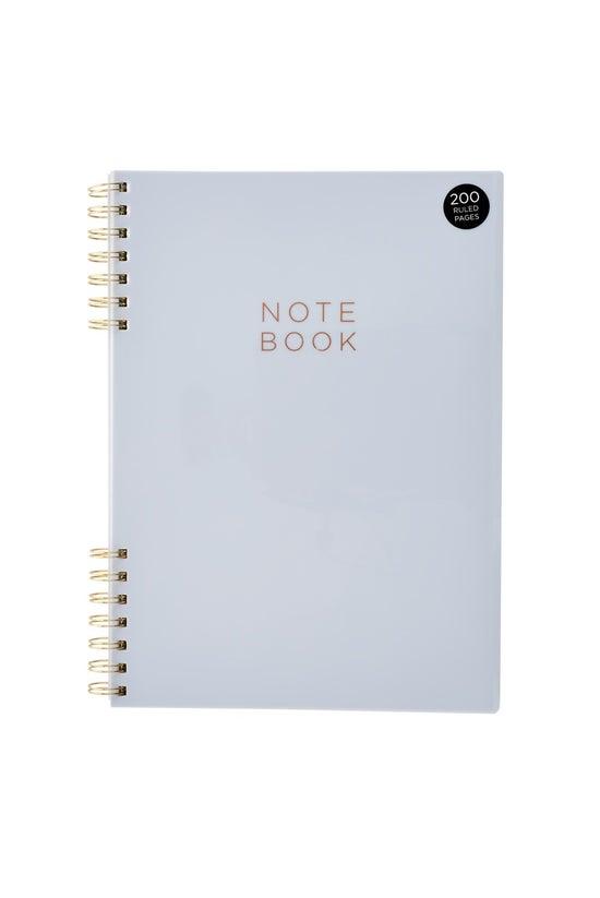 Whitcoulls A4 Notebook Spiralb...