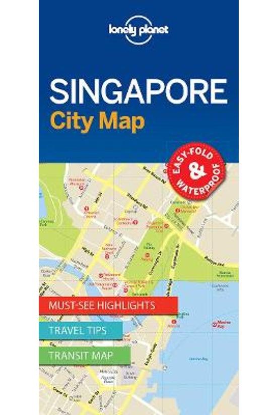 Lonely Planet Singapore City M...