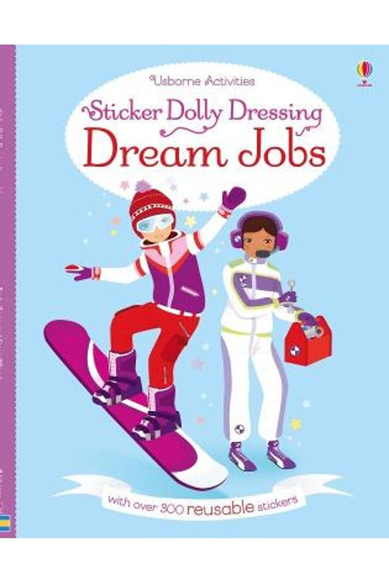 Sticker Dolly Dressing Dream J...