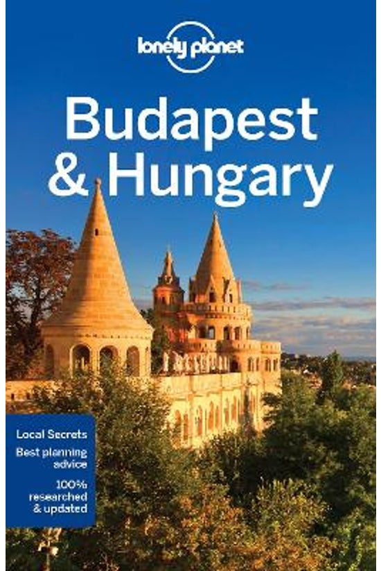 Lonely Planet Budapest & H...
