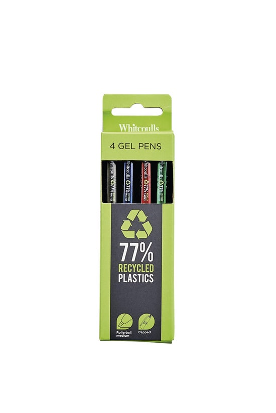 Whitcoulls Eco Gel Pens Medium...