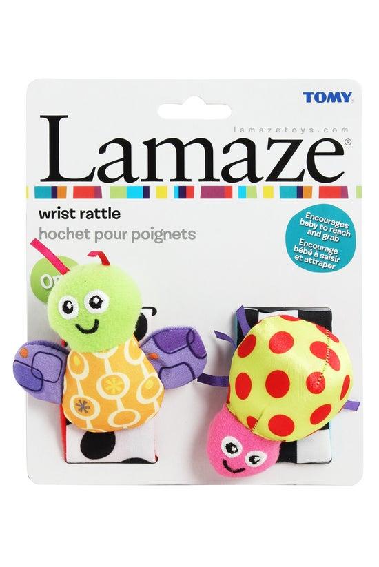 Lamaze High Contrast Wrist Rat...