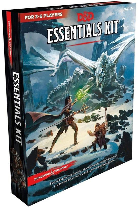 Dungeons And Dragons Essential...