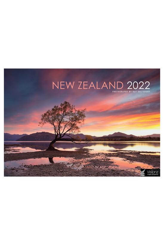 2022 Wall Calendar New Zealand