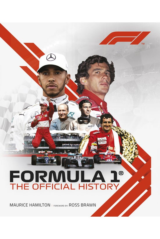 Formula 1: The Official Histor...