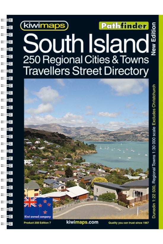 South Island Provincal Towns A...