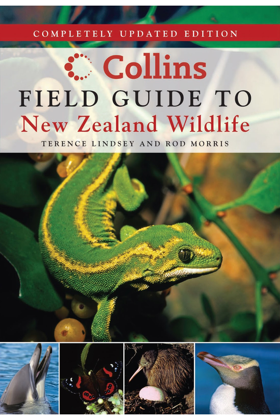 Collins Field Guide To New Zea...