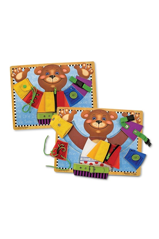 Melissa & Doug  Wood Basic...