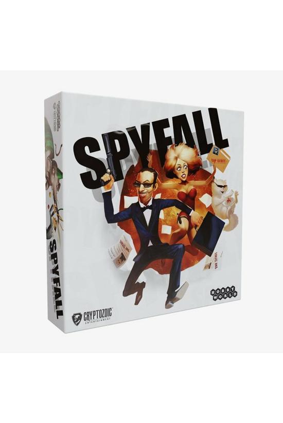 Spyfall Game