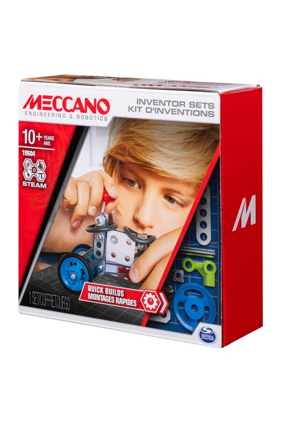 Meccano Inventor Quick Builds ...
