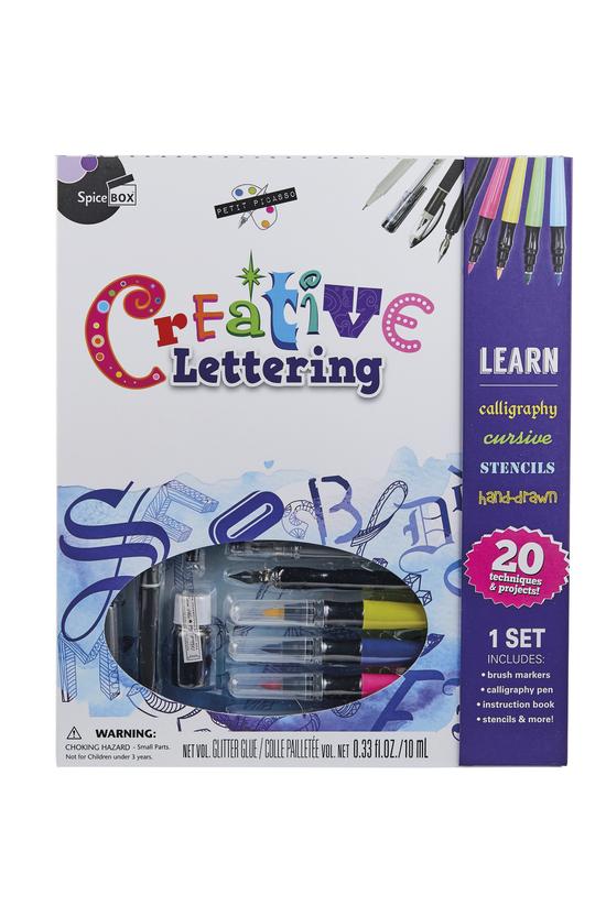 Spice Box Creative Lettering &...