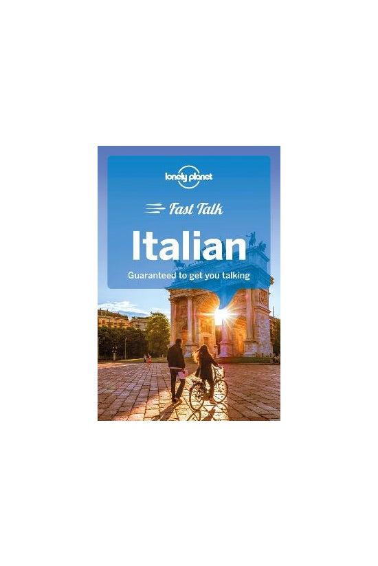 Lonely Planet Fast Talk Italia...