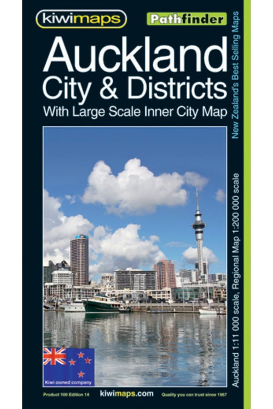 Auckland City & Districts ...