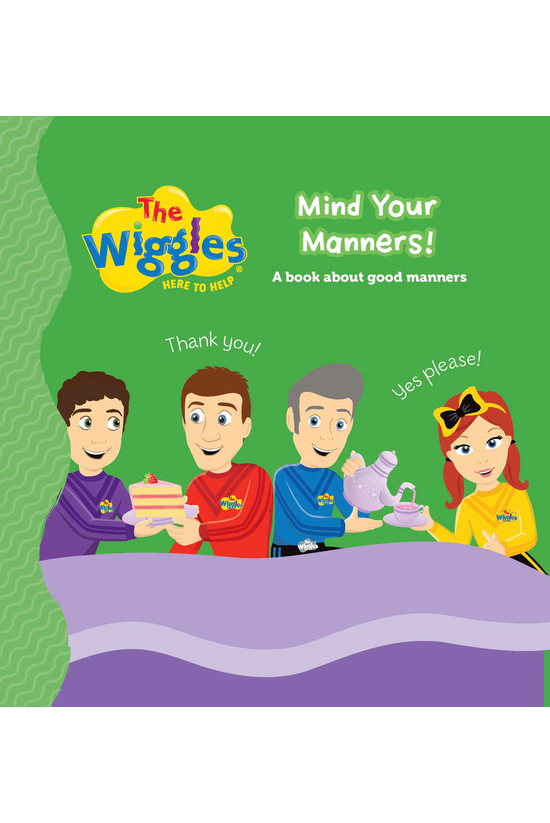 The Wiggles Here To Help: Mind...