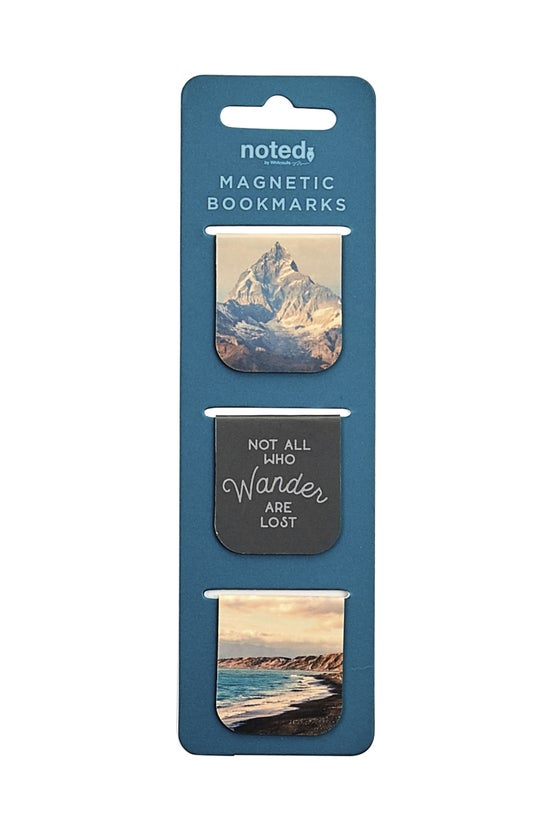 Noted Magnetic Bookmarks Pack ...