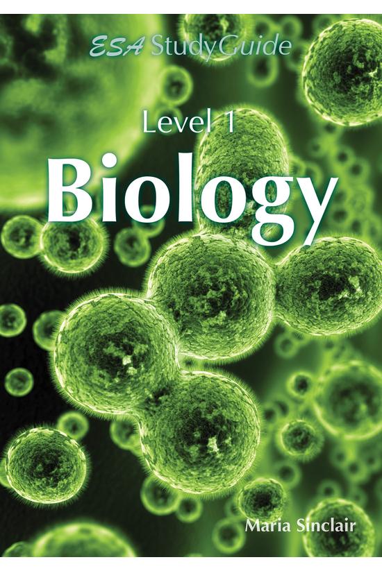 Sg Ncea Level 1 Biology Study ...
