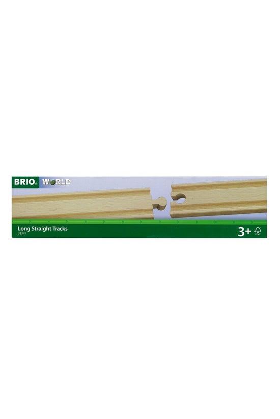 Brio World: Long Straight Trac...