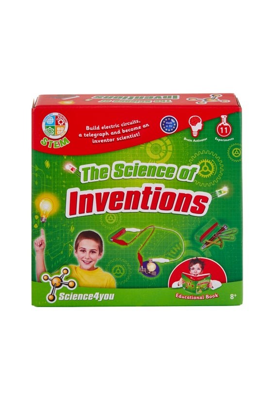 Science4you The Science Of Inv...
