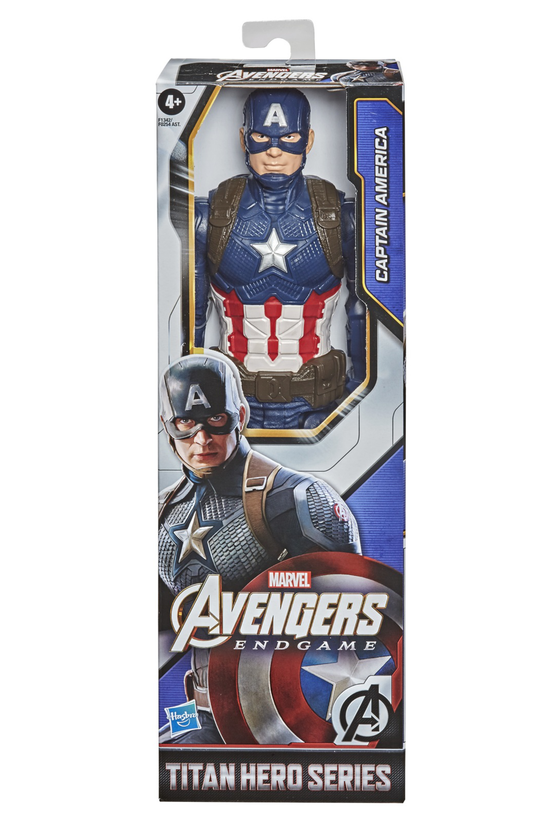 "Avengers: Titan Hero 12"" ..."