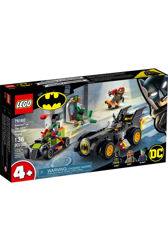 Lego Superheroes: Batman Vs. T...