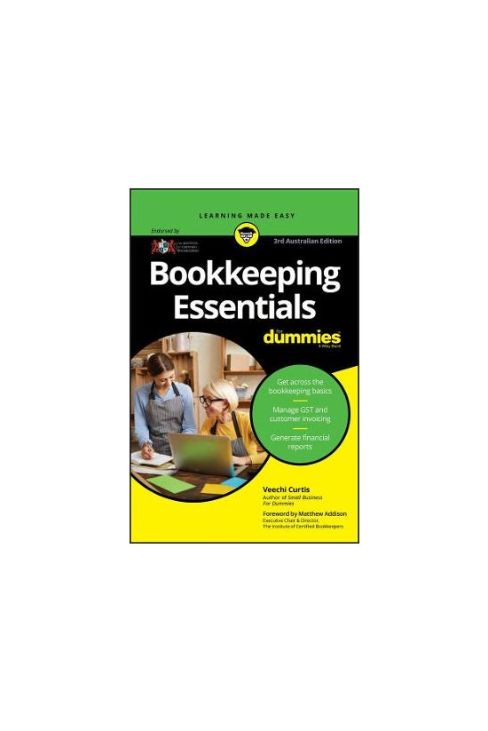 Bookkeeping Essentials For Dum...