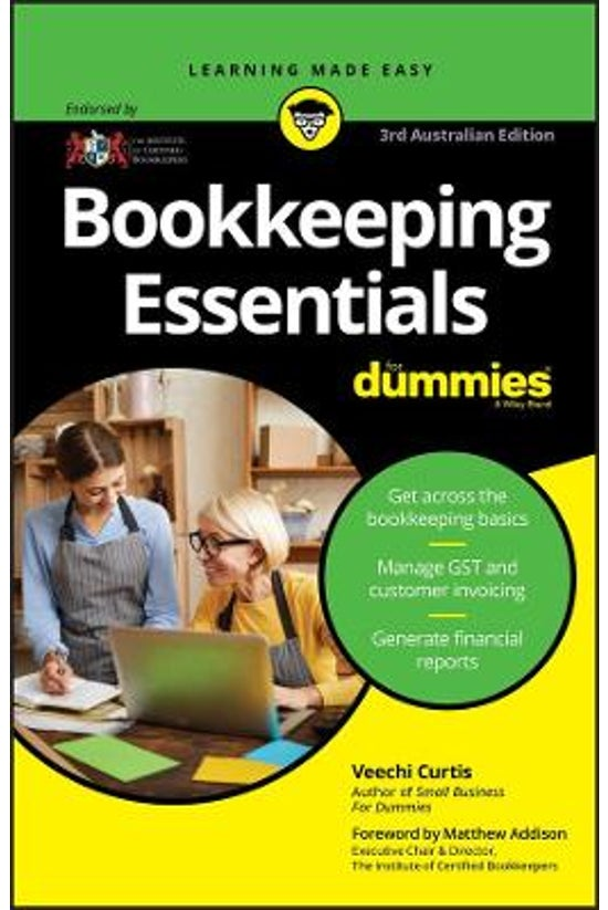 Bookkeeping Essentials For Dum...