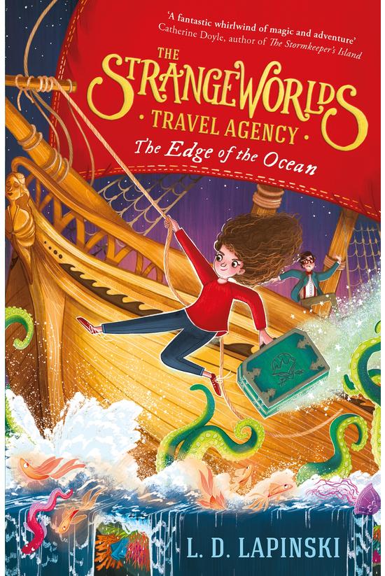 The Strangeworlds Travel Agenc...
