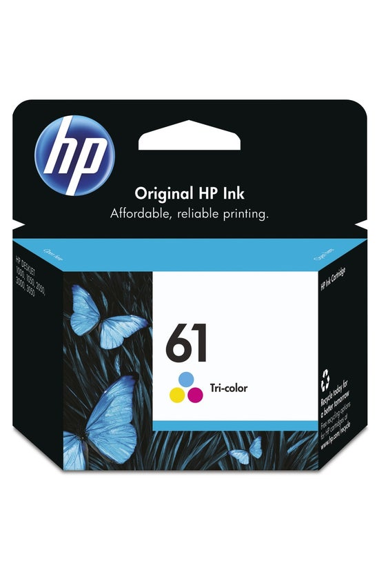 Hp Ink 61 Tri-color