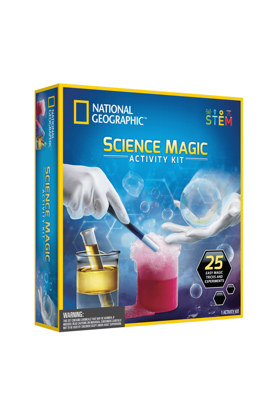 National Geographic Science Ma...