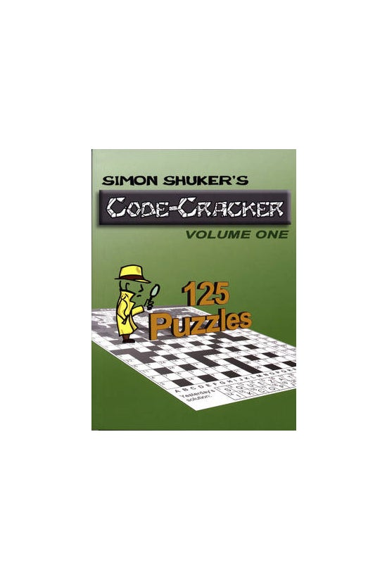 Simon Shuker's Code-cracker, V...