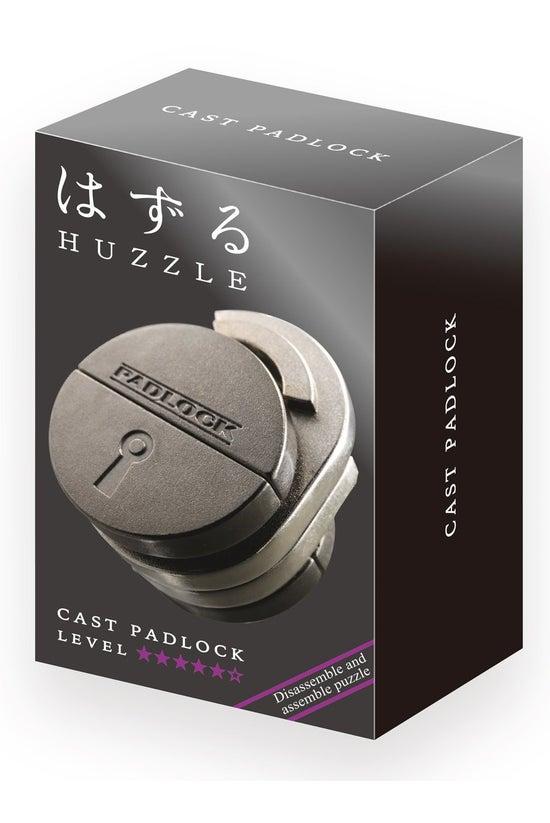 Huzzle Puzzle Cast Padlock Puz...