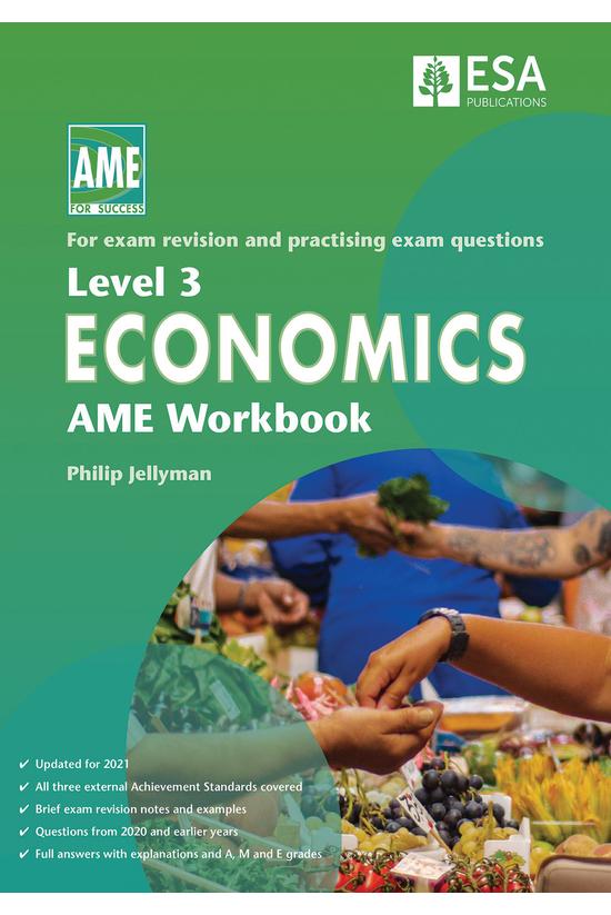 Ncea Level 3 Economics Ame Wor...