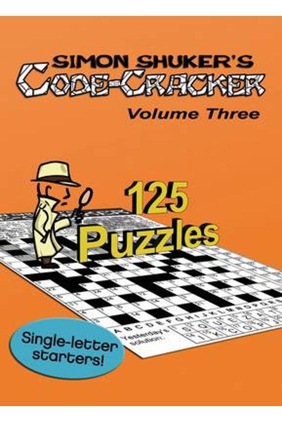 Simon Shuker's Code-cracker: V...
