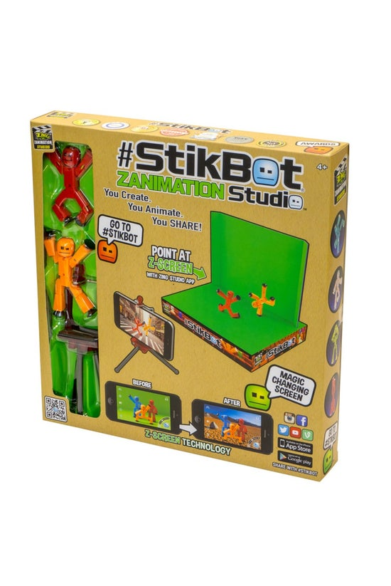 Stikbot Zanimation Studio Pack
