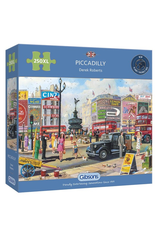 Gibsons Jigsaw Piccadilly 250x...