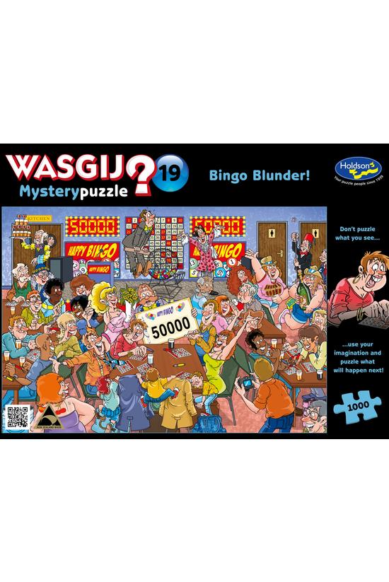 Wasgij Mystery #19: Bingo Blun...