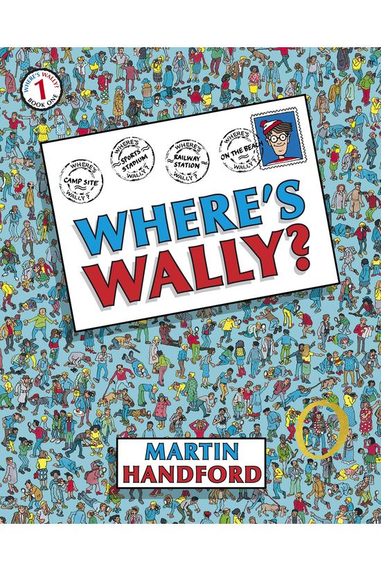 Where's Wally? #01: Where's Wa...