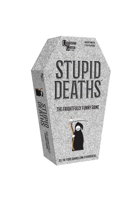 Stupid Deaths Tin