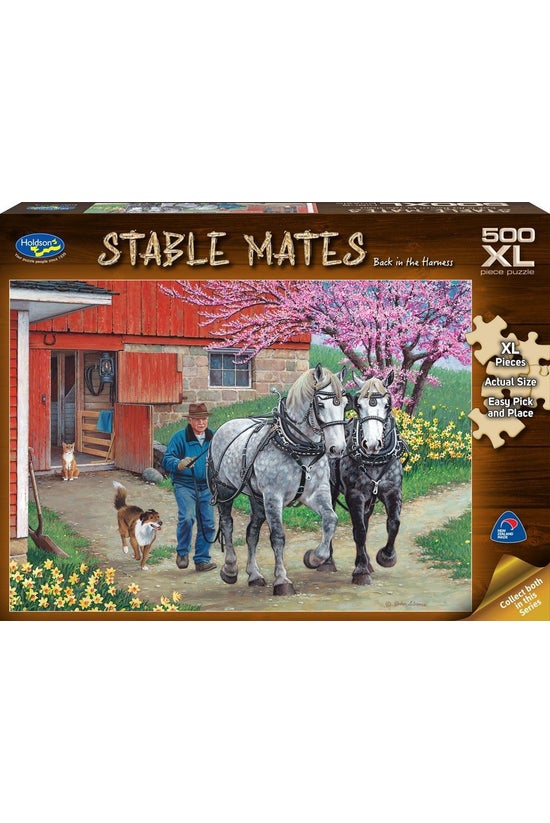 Stable Mates 500 Piece Xl Jigs...