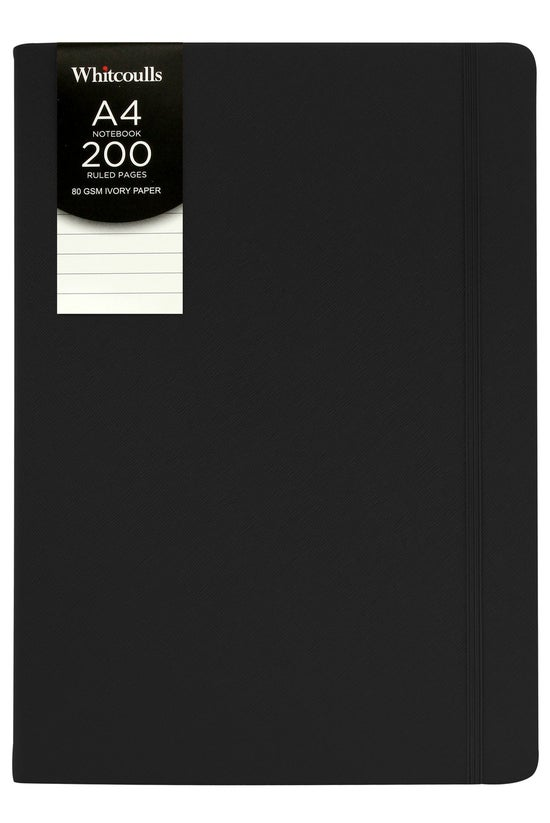 Whitcoulls A4 Casebound Notebo...