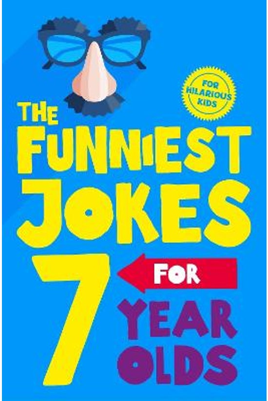 The Funniest Jokes For 7 Year ...