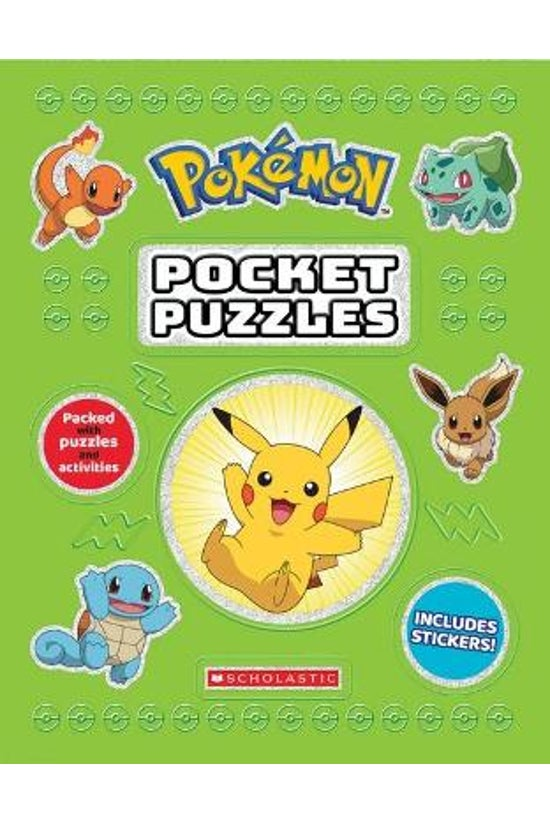 Pokemon Pocket Puzzles