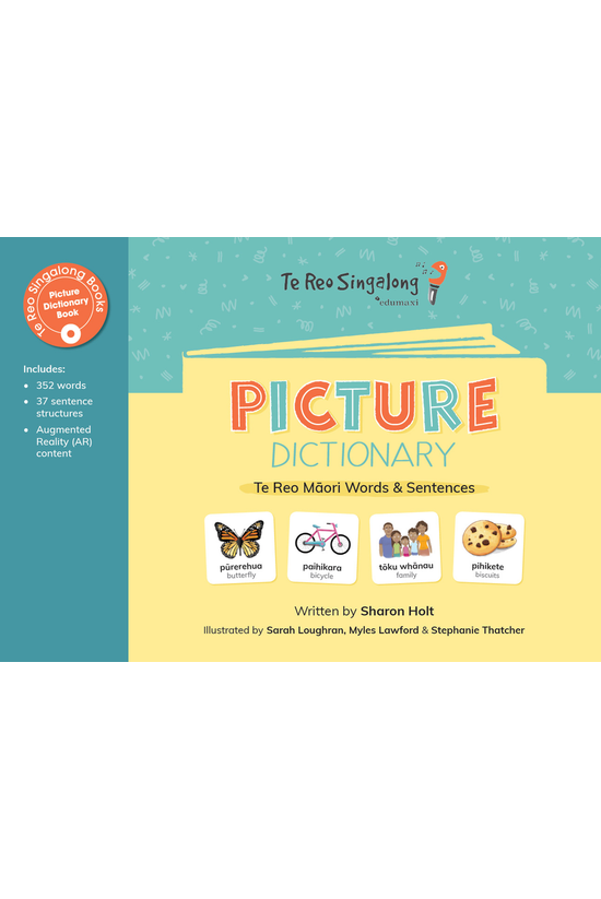 Te Reo Singalong: Picture Dict...