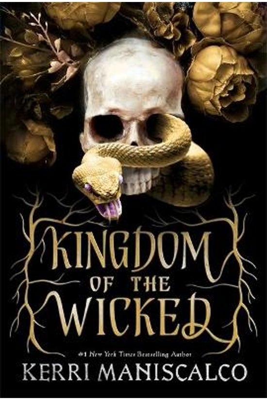 Kingdom Of The Wicked #01: Kin...