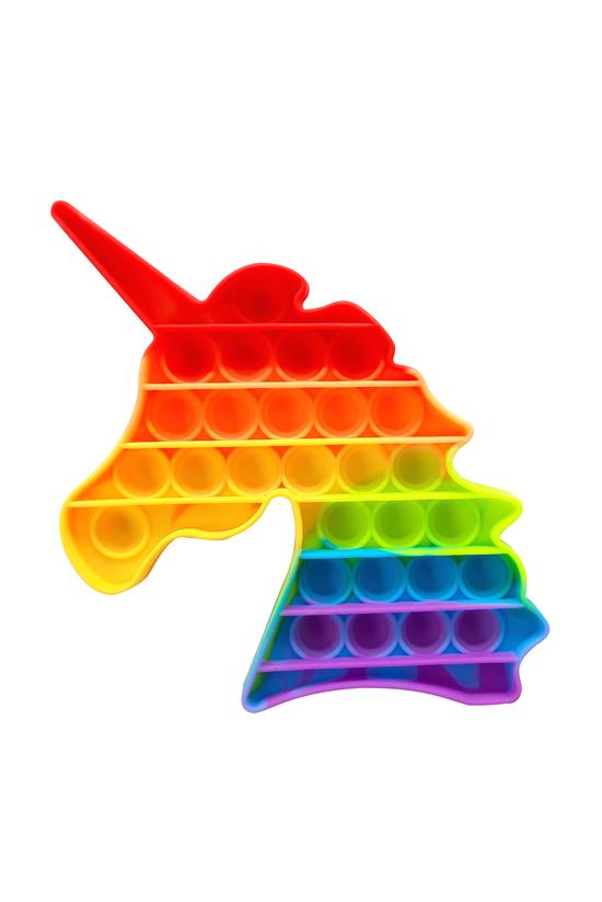 Popit Fidget Toy Rainbow Unico...