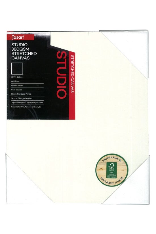 "Jasart Studio Canvas 3/4""..."