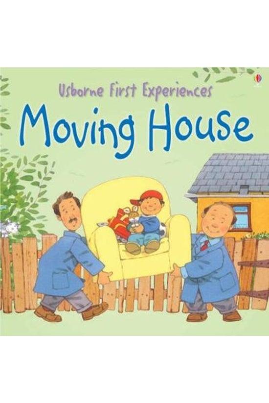Usborne First Experiences Movi...