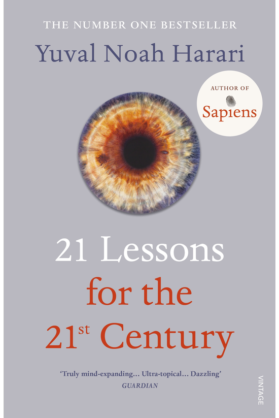 21 Lessons For The 21st Centur...