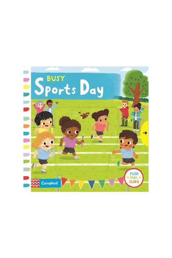 Busy Sports Day